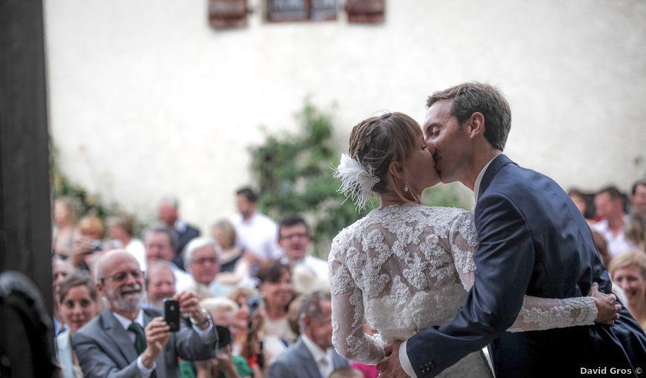 Le mariage de Pierre et Oriane à Sciez, Haute-Savoie