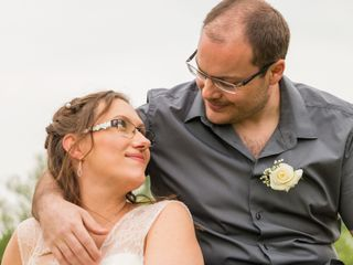 Le mariage de Jennifer  et Jean-François
