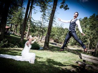 Le mariage de Sandrine et Thierry