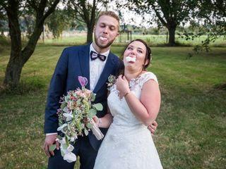 Le mariage de Melinda et Alexandre