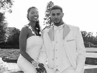 Le mariage de Lea et Banjamin