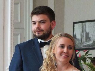 Le mariage de Anthony et Pauline 1