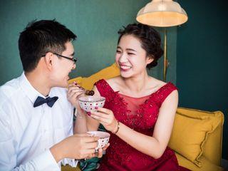 Le mariage de Monica et Xiaolong