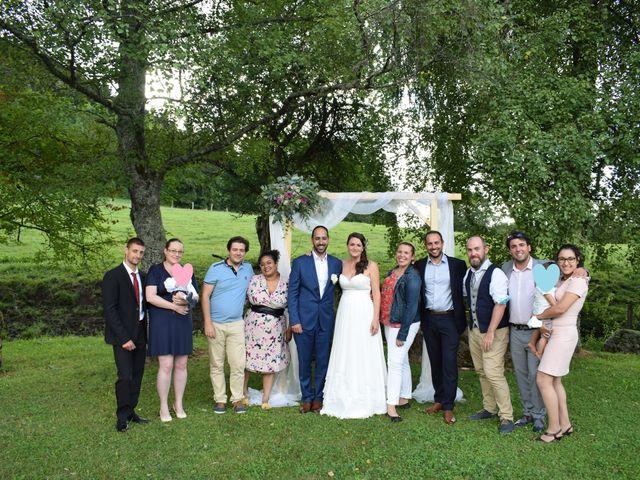 Le mariage de Jonathan et Marie à Lugrin, Haute-Savoie 2