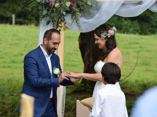 Le mariage de Jonathan et Marie à Lugrin, Haute-Savoie 4
