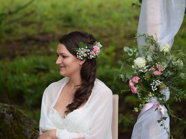Le mariage de Jonathan et Marie à Lugrin, Haute-Savoie 6