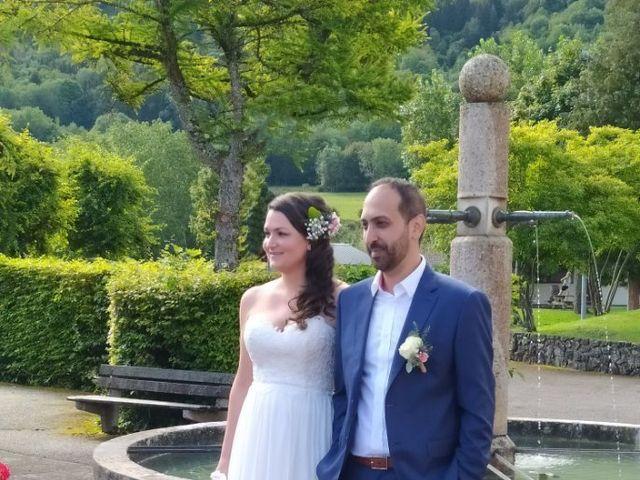 Le mariage de Jonathan et Marie à Lugrin, Haute-Savoie 8