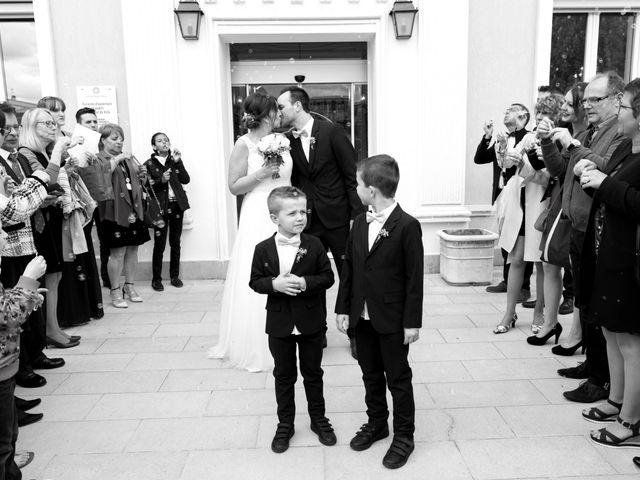 Le mariage de Julien et Alicia à La Chapelle-Gauthier, Seine-et-Marne 55
