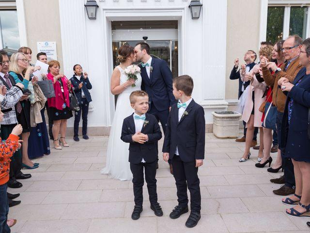 Le mariage de Julien et Alicia à La Chapelle-Gauthier, Seine-et-Marne 56
