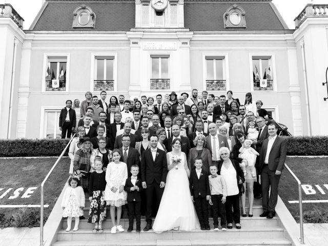 Le mariage de Julien et Alicia à La Chapelle-Gauthier, Seine-et-Marne 61