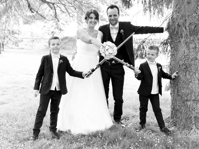 Le mariage de Julien et Alicia à La Chapelle-Gauthier, Seine-et-Marne 63