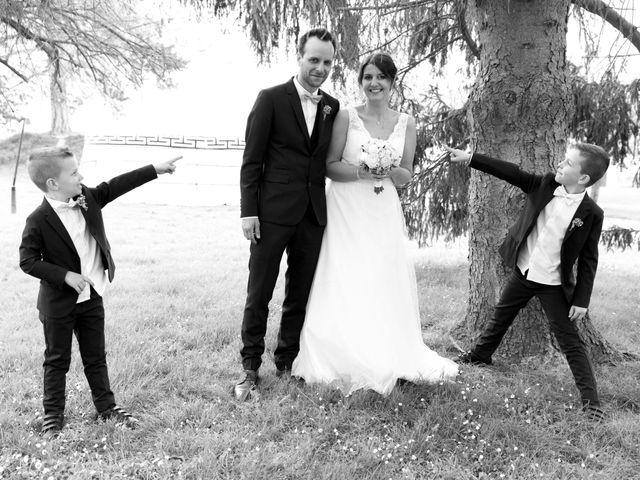 Le mariage de Julien et Alicia à La Chapelle-Gauthier, Seine-et-Marne 67