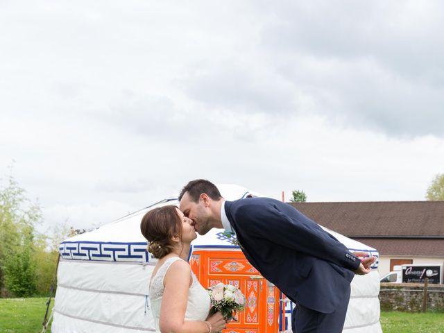 Le mariage de Julien et Alicia à La Chapelle-Gauthier, Seine-et-Marne 73