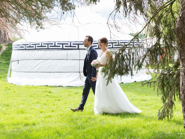 Le mariage de Julien et Alicia à La Chapelle-Gauthier, Seine-et-Marne 75