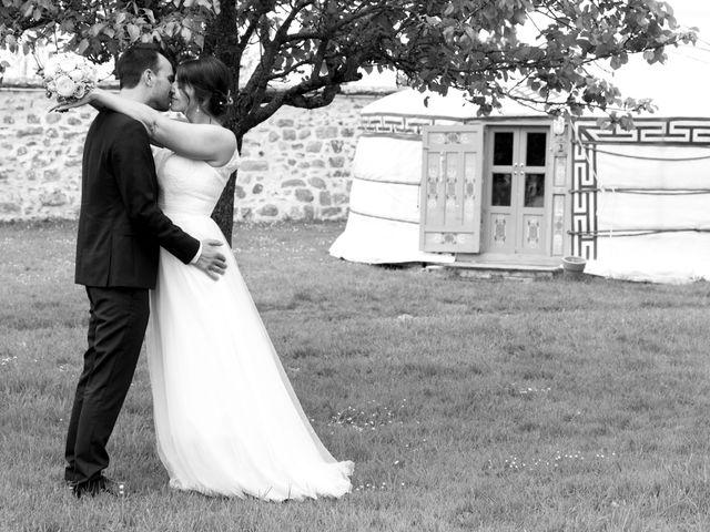Le mariage de Julien et Alicia à La Chapelle-Gauthier, Seine-et-Marne 76