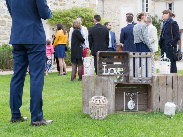 Le mariage de Julien et Alicia à La Chapelle-Gauthier, Seine-et-Marne 83