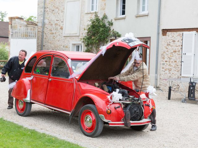 Le mariage de Julien et Alicia à La Chapelle-Gauthier, Seine-et-Marne 84