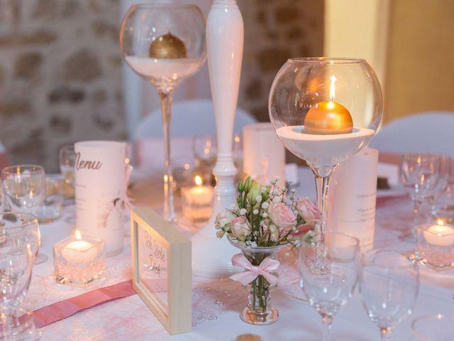 Le mariage de Julien et Alicia à La Chapelle-Gauthier, Seine-et-Marne 99