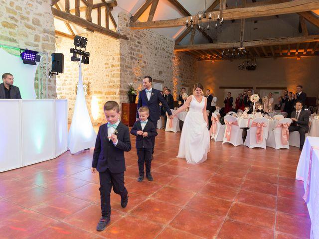 Le mariage de Julien et Alicia à La Chapelle-Gauthier, Seine-et-Marne 104