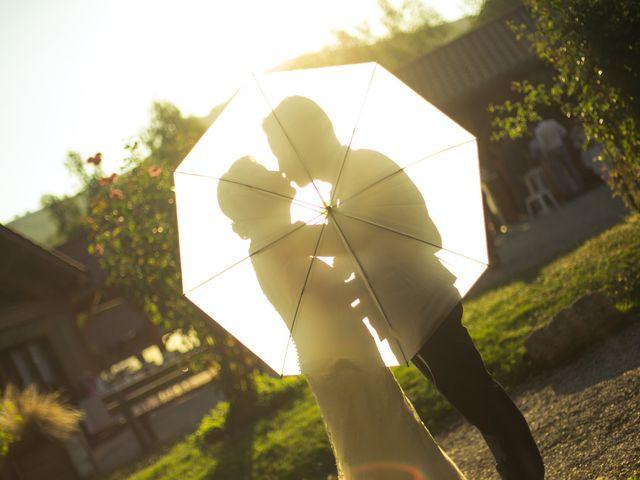 Le mariage de Thierry et Sandrine à Voreppe, Isère 1