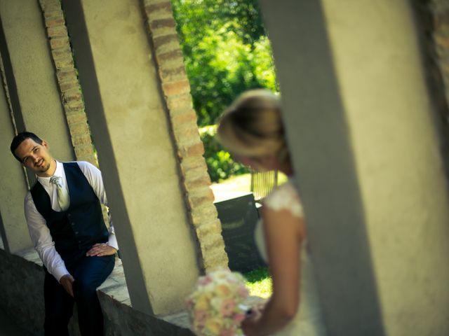 Le mariage de Thierry et Sandrine à Voreppe, Isère 25