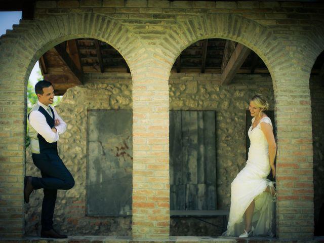 Le mariage de Thierry et Sandrine à Voreppe, Isère 27