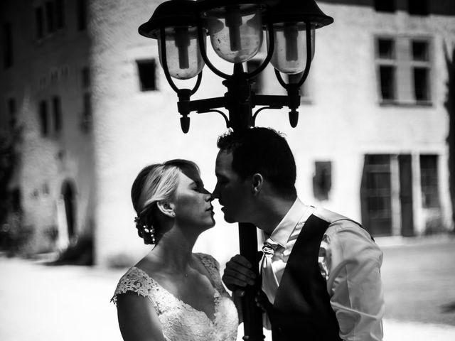 Le mariage de Thierry et Sandrine à Voreppe, Isère 29