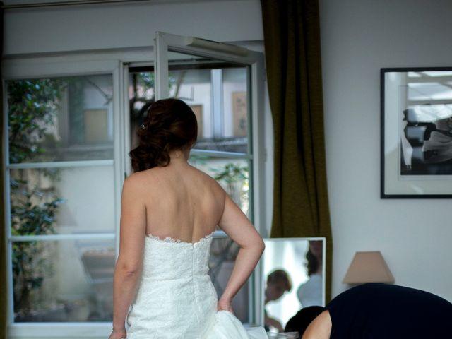 Le mariage de Nicolas et Nelly à Paris, Paris 5