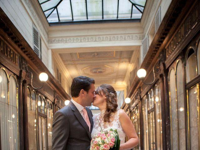 Le mariage de Nicolas et Nelly à Paris, Paris 16