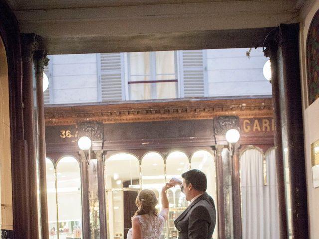 Le mariage de Nicolas et Nelly à Paris, Paris 17