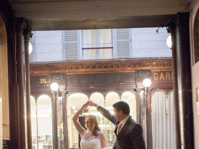 Le mariage de Nicolas et Nelly à Paris, Paris 18