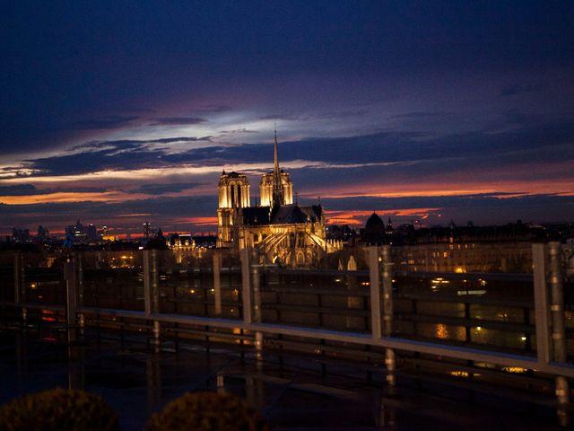 Le mariage de Nicolas et Nelly à Paris, Paris 23
