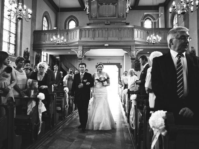Le mariage de Audrey et Sacha à Vendenheim, Bas Rhin 10