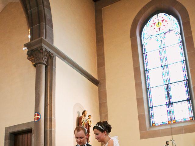 Le mariage de Audrey et Sacha à Vendenheim, Bas Rhin 13