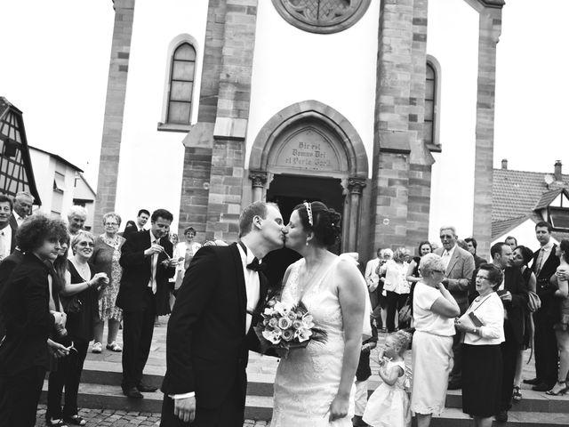 Le mariage de Audrey et Sacha à Vendenheim, Bas Rhin 16