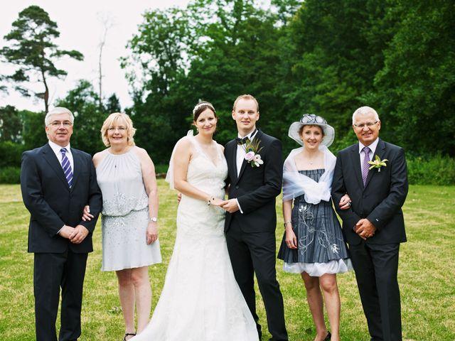 Le mariage de Audrey et Sacha à Vendenheim, Bas Rhin 21