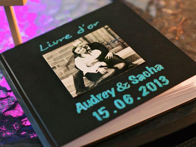 Le mariage de Audrey et Sacha à Vendenheim, Bas Rhin 25