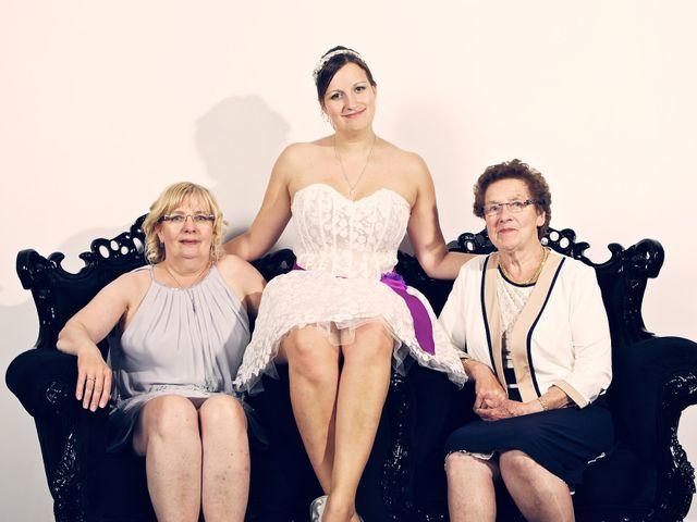 Le mariage de Audrey et Sacha à Vendenheim, Bas Rhin 53