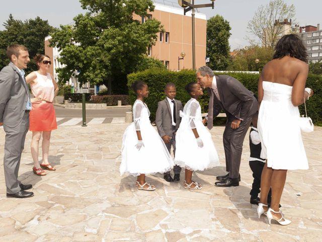 Le mariage de Banjamin et Lea à Neuilly-sur-Marne, Seine-Saint-Denis 4