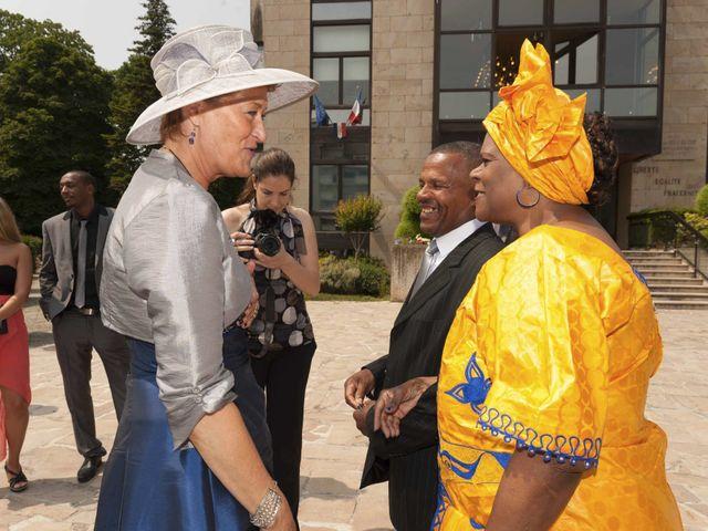 Le mariage de Banjamin et Lea à Neuilly-sur-Marne, Seine-Saint-Denis 6