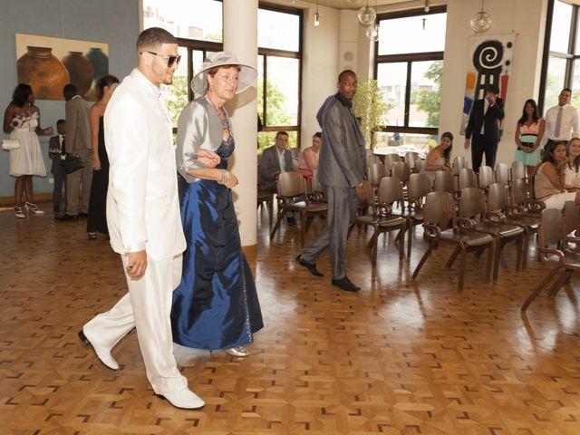 Le mariage de Banjamin et Lea à Neuilly-sur-Marne, Seine-Saint-Denis 8