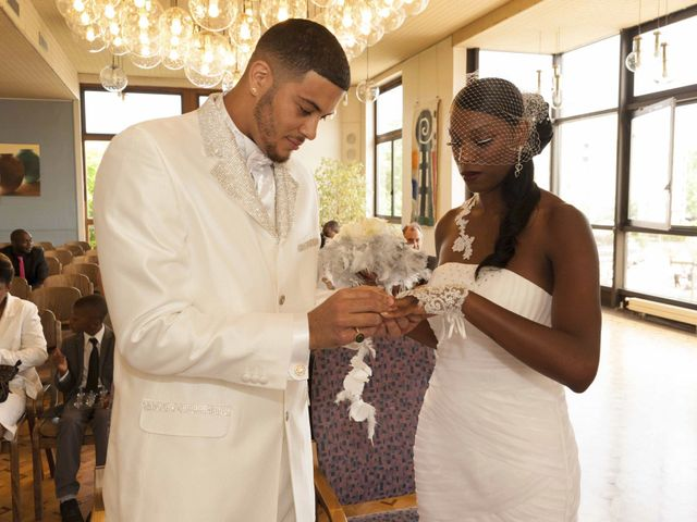 Le mariage de Banjamin et Lea à Neuilly-sur-Marne, Seine-Saint-Denis 11