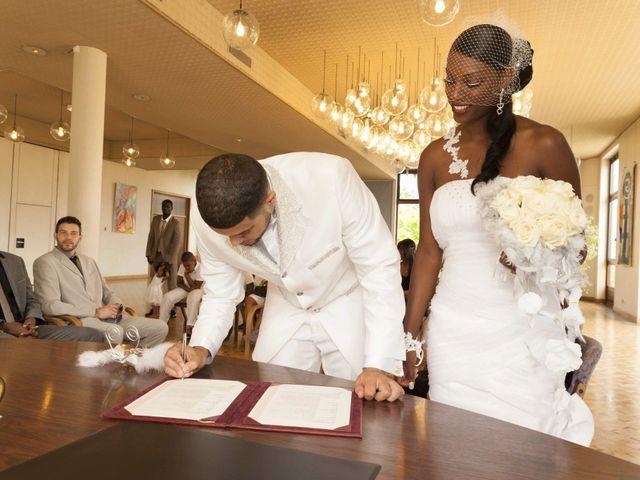 Le mariage de Banjamin et Lea à Neuilly-sur-Marne, Seine-Saint-Denis 12