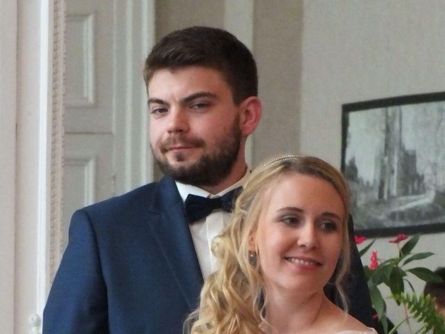 Le mariage de Pauline et Anthony à Sées, Orne 1