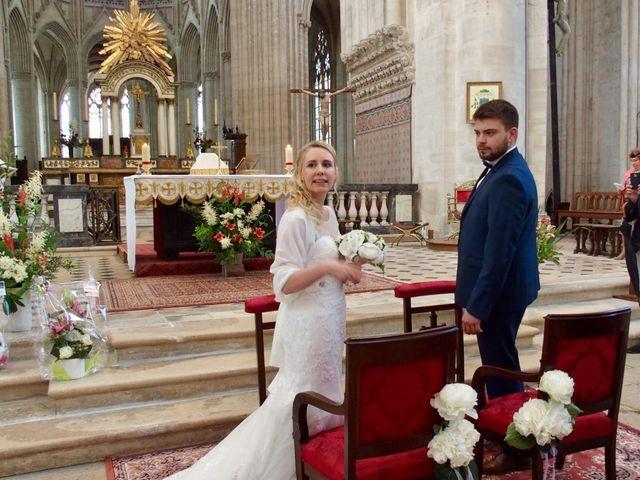 Le mariage de Pauline et Anthony à Sées, Orne 3