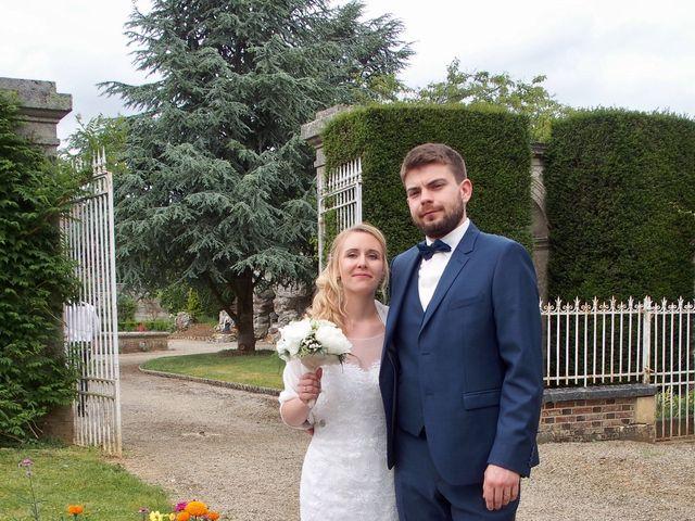 Le mariage de Pauline et Anthony à Sées, Orne 5