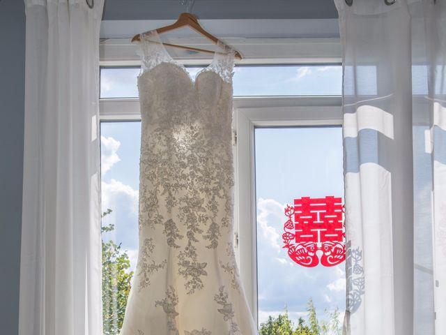 Le mariage de Xiaolong et Monica à Paris, Paris 3