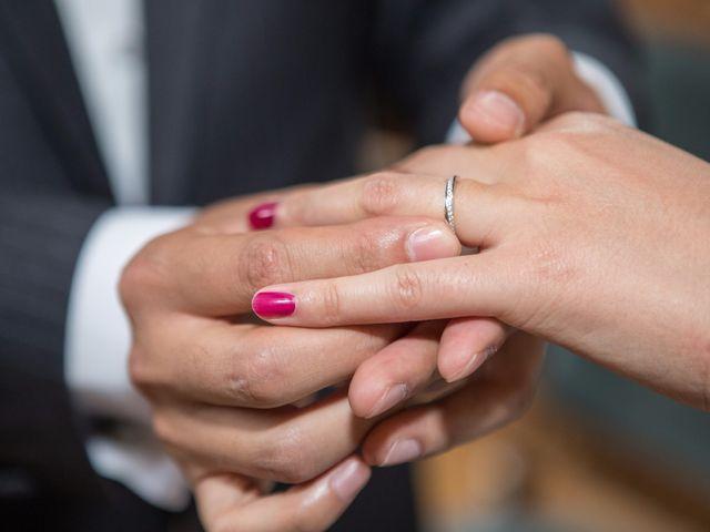 Le mariage de Xiaolong et Monica à Paris, Paris 17