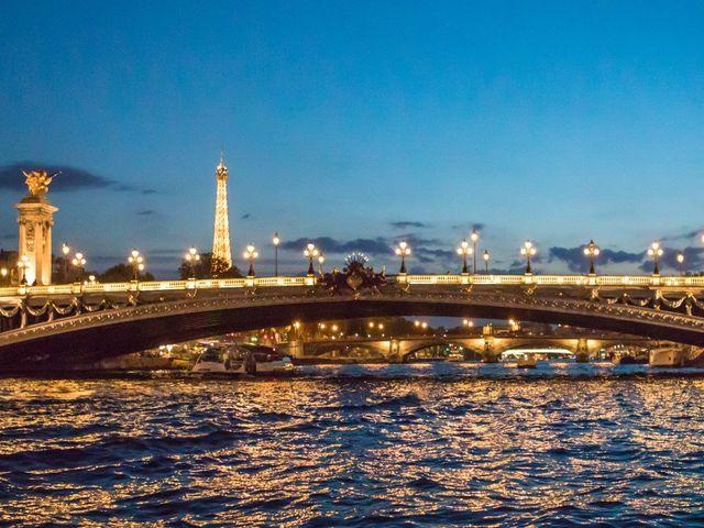 Le mariage de Xiaolong et Monica à Paris, Paris 34