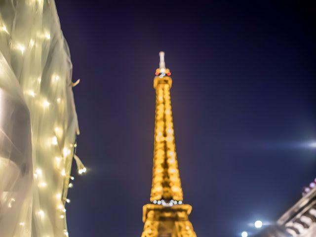 Le mariage de Xiaolong et Monica à Paris, Paris 36